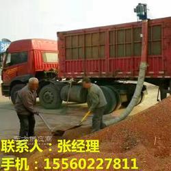 车载式螺旋软管吸粮机 全自动上料粮食输送机 新款玉米吸粮机图片