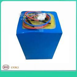 聚合物锂电池包12V磷酸铁锂电池组60AH太阳能充电电池图片