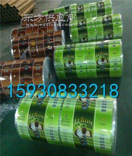 出口榛子板栗自动包装卷膜,环保复合咖啡饮料冲饮粉剂复合膜生产厂家行情图片