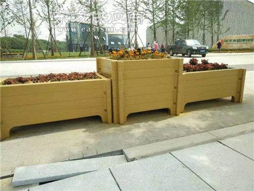 泰安压哲仿木栏杆(图)|公园花箱|花箱图片
