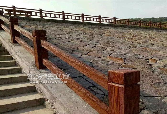 防城港仿木栏杆,泰安压哲仿木栏杆,仿木栏杆生产厂家图片