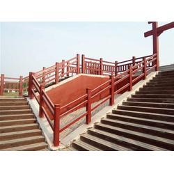 铜川水泥仿木栏杆、水泥仿木栏杆、泰安压哲仿木栏杆(多图)图片