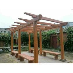 仿木栏杆,别墅仿木栏杆,泰安压哲仿木栏杆(多图)图片
