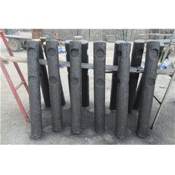 泰安压哲仿木栏杆-仿树皮栏杆-仿树皮栏杆图片