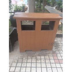 泰安压哲仿木栏杆(多图),水泥树桩垃圾桶,铜仁树桩垃圾桶图片