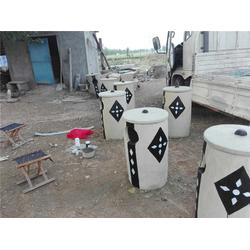 泰安压哲仿木栏杆(图)、树桩垃圾桶、镇江树桩垃圾桶图片