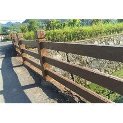 水泥仿木栏杆施工图_雅安水泥仿木栏杆_泰安压哲仿木栏杆图片