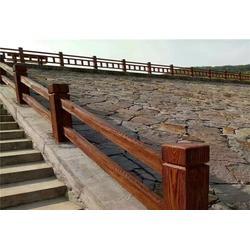 内江水泥仿木,泰安压哲仿木栏杆(在线咨询),水泥仿木栏杆图片