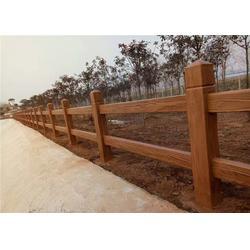 仿木栏杆_泰安压哲仿木栏杆_仿木栏杆制作图片