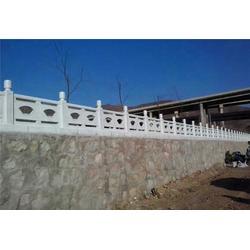 泰安压哲仿木栏杆|仿木护栏|景观仿木护栏图片