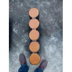混凝土仿木树桩,延边仿木树桩,泰安压哲仿木栏杆(查看)图片