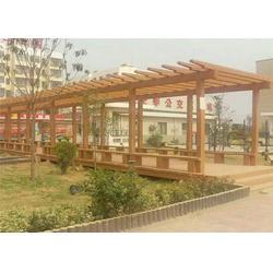 泰安压哲仿木栏杆(图)、仿木廊架、台州仿木廊架图片