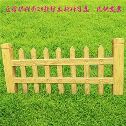 景觀仿木欄桿模具-十堰仿木欄桿-泰安壓哲仿木欄桿(查看)圖片