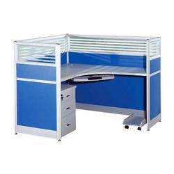 6人屏风隔断办公桌、沙坪坝屏风隔断、鼎派家具电脑桌(多图)图片