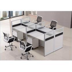 沙坪坝屏风隔断,鼎派家具定制办公桌,办公屏风隔断 卡位图片