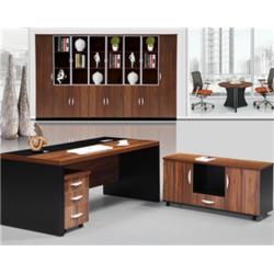 鼎派家具,南岸老板桌,办公家具 老板桌 1.8图片