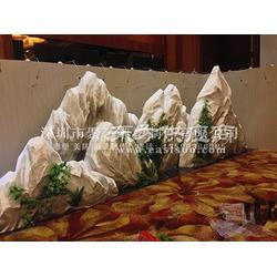 防裂抽象雕塑 聚艺水泥雕塑图片