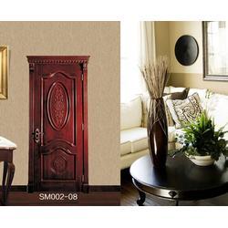 安徽平板门、安徽舒森木业(在线咨询)、实木平板门图片