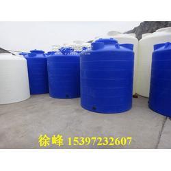 6噸平底水箱丨6立方塑料水塔加厚定做圖片