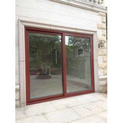 铝木门窗品牌_欧盾门窗_内蒙铝木门窗图片