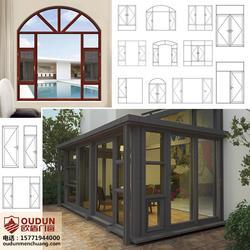 铝包木门窗代理商,重庆铝包木门窗,欧盾门窗图片