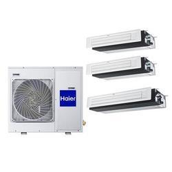 襄樊海尔中央空调、海尔中央空调尺寸、海尔多联机图片