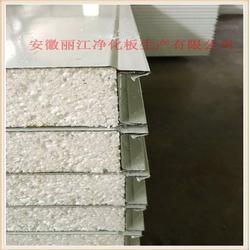 山东彩钢净化板-合肥丽江加工厂-彩钢净化板隔墙图片