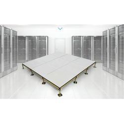 活动架空地板-全钢防静电地板厂家-宝鸡架空地板图片