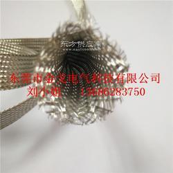 金属丝编制镀锡铜编织网管图片