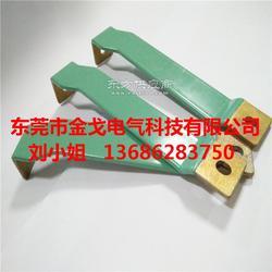 直供环氧涂层铜排,电池硬铜排加工件图片
