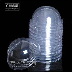 一次性杯盖95mm加厚球盖一次性塑料杯国标95半圆盖图片