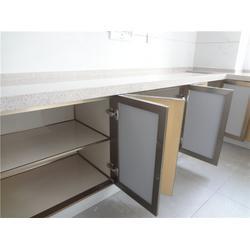晶钢门铝材、晶钢门铝材、百和美橱柜铝材图片