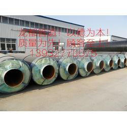 钢套钢蒸汽保温螺旋焊管图片