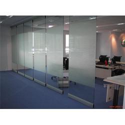 忻州玻璃隔断、鑫凯玻璃隔断、办公室玻璃隔断墙厂家图片