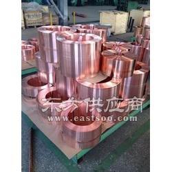 C1100紫铜带 环保铜带 T2红铜排现货 铜带生产厂家 世纪金工图片