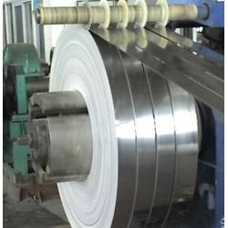 0.1毫米冷轧带钢/65Mn超薄钢带/带钢分条厂图片