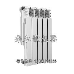 压铸铝散热器厂家-桑禾(在线咨询)压铸铝散热器图片