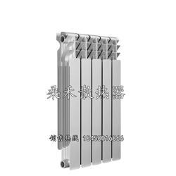 压铸铝双金属散热器-桑禾坚持高品质-压铸铝双金属散热器厂家图片