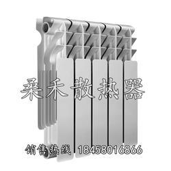 双金属压铸铝散热器推荐-散热器-桑禾优质供应商(查看)图片