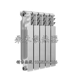 双金属压铸铝散热器-压铸铝散热器-桑禾畅销全球(查看)价格