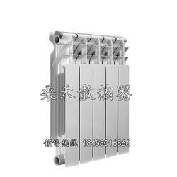 压铸铝暖气片 桑禾散热器 压铸铝暖气片价图片