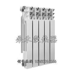 雙金屬散熱器-桑禾(在線咨詢)-雙金屬散熱器圖片