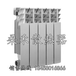 桑禾优质供应商-双金属压铸铝散热器图片