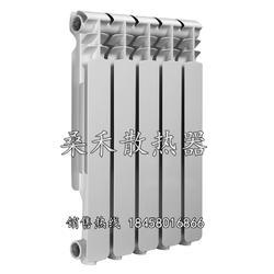 桑禾优质供应商 双金属散热器厂家-双金属散热器图片