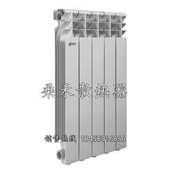 压铸铝散热器、散热器、桑禾佳选择(查看)图片