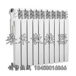 进口压铸铝暖气片-压铸铝暖气片 桑禾散热器 (查看)图片