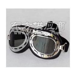 摩托车防风镜男女防风防沙护目镜哈雷复古骑行眼镜图片