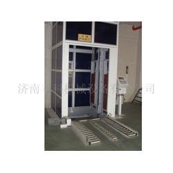 沧州垂直提升机-丰科机械-链式垂直提升机图片