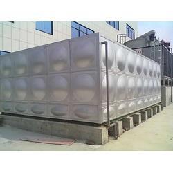 不锈钢水箱-苏州皓可-苏州不锈钢保温水箱图片
