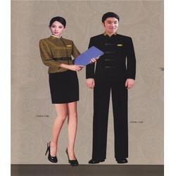 中餐服务员-酒店中餐服务员服装-启航人(优质商家)图片